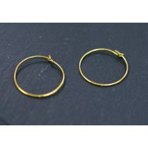 1/20 K14GF Hoop Ring 20mm NFGP-11